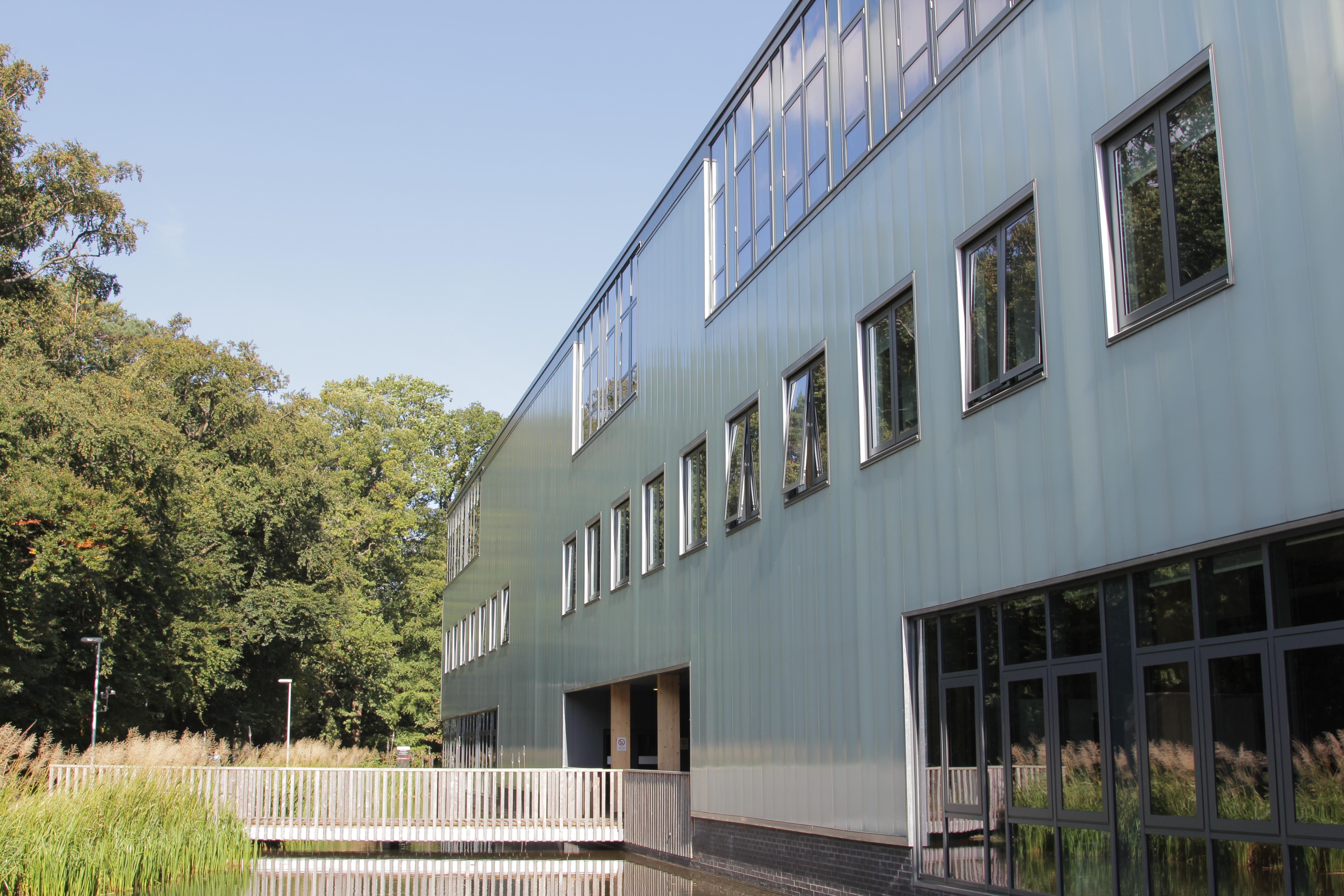 LICA Building at Lancaster University