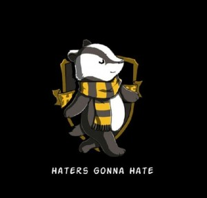 CUTEST HUFFLEPUFF THING EVER