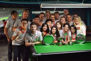Image courtesy of Lancaster University Pool Club