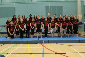 Image courtesy of Lancaster University Trampolining Club