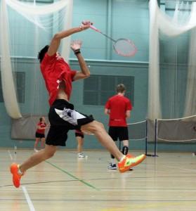 Image courtesy of Lancaster University Badminton Clun